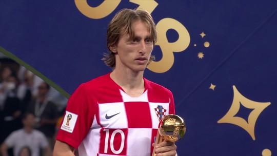 Jornalistas veem Modric em condições de disputar Bola de Ouro
