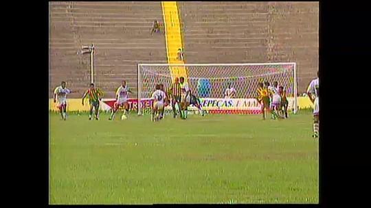 Há 20 anos, Santa venceu e contou com combinação de resultados para passar de fase no Brasileiro
