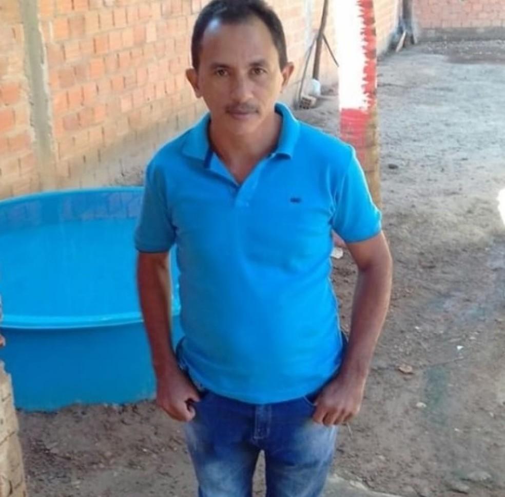 O maranhense Manoel Gomes é o autor da música 'Caneta Azul', que viralizou nas redes sociais. — Foto: Reprodução/Redes Sociais