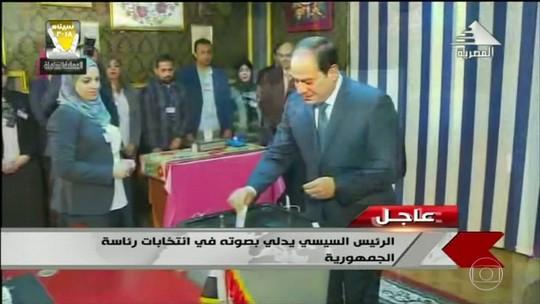 Egito vai às urnas em eleições marcadas pelo desencanto com a Primavera Árabe