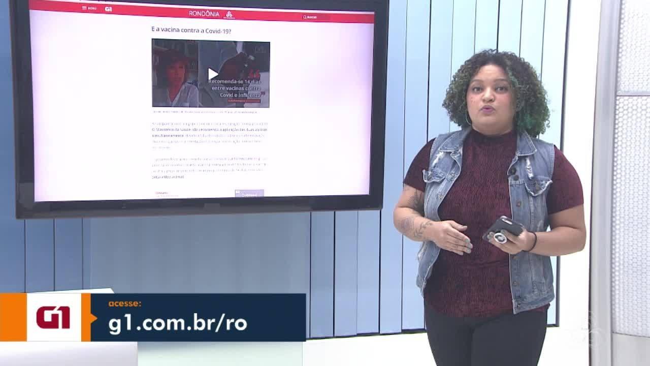 Começa campanha contra gripe em Porto Velho