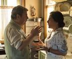 Afonso (Cassio Gabus Mendes) e Lola (Gloria Pires) | TV Globo