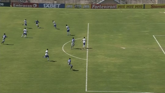Veja os gols e os melhores momentos de São Bento 2 x 1 Paraná, pela 16ª rodada da Série B
