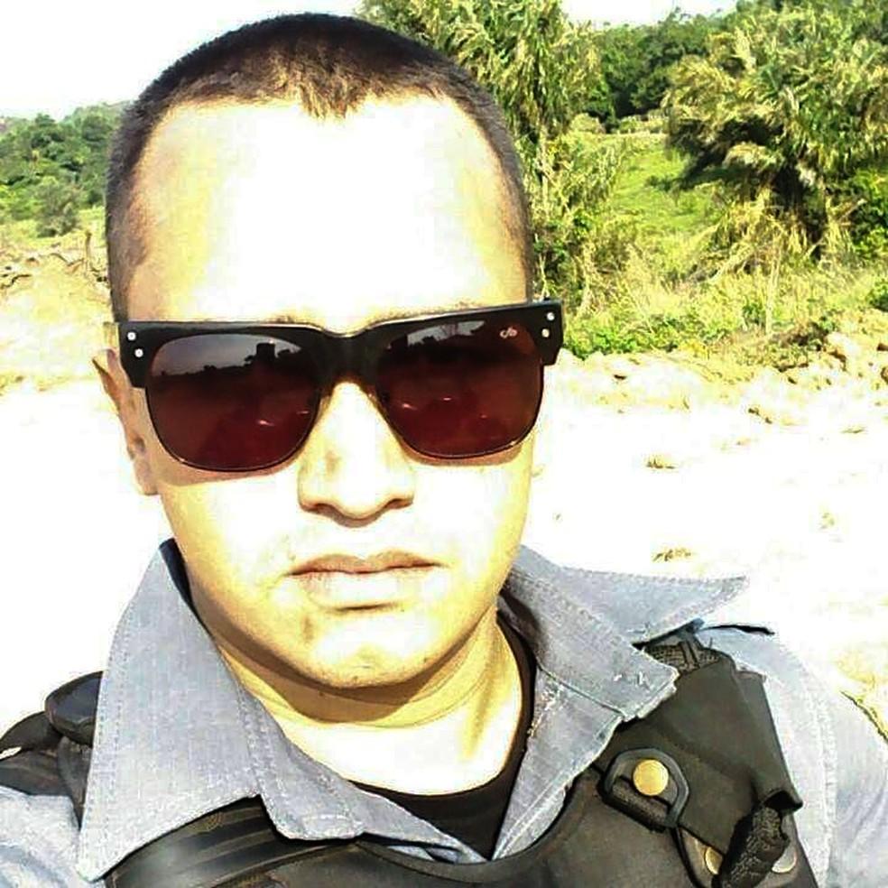 Soldado Humberto foi preso após ser flagrado em áudios repassando informações militares a traficantes em Imperatriz — Foto: Divulgação