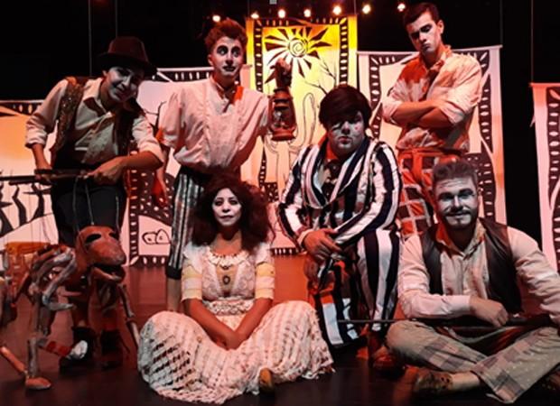 grupo Artemis de Teatro (Foto: Foto:  Divulgação)