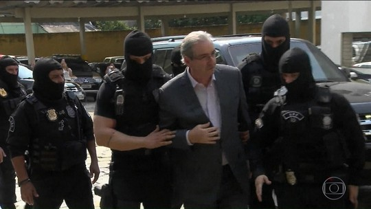 MPF pede 386 anos de prisão para Cunha e 78 para Henrique Alves