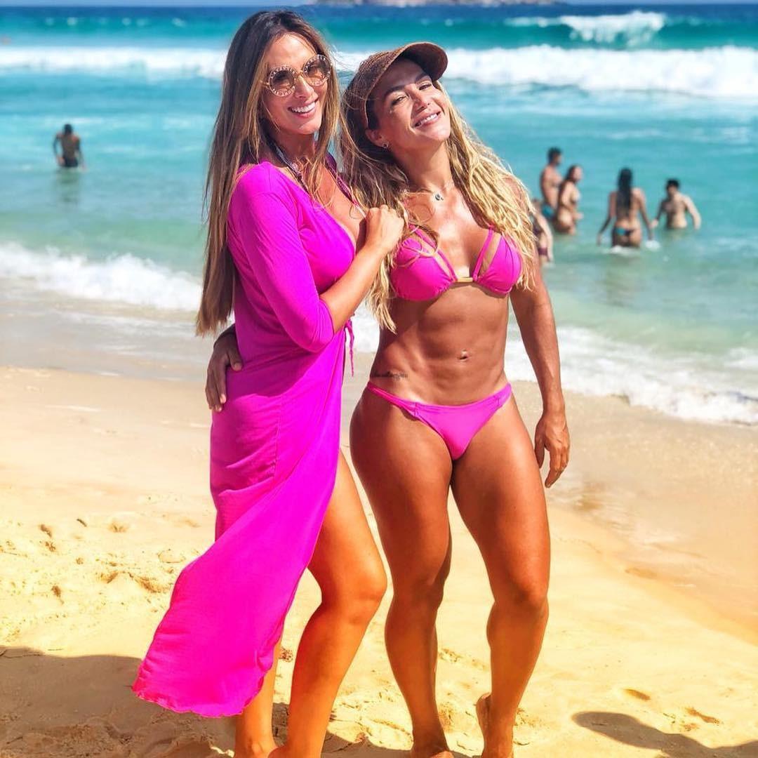 Nicole Bahls e Gabi Kopf (Foto: Reprodução/Instagram)