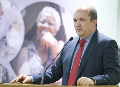 Antônio Carlos Bigonha, subprocurador-geral da República (Foto: Antônio Augusto/Secom/PGR)