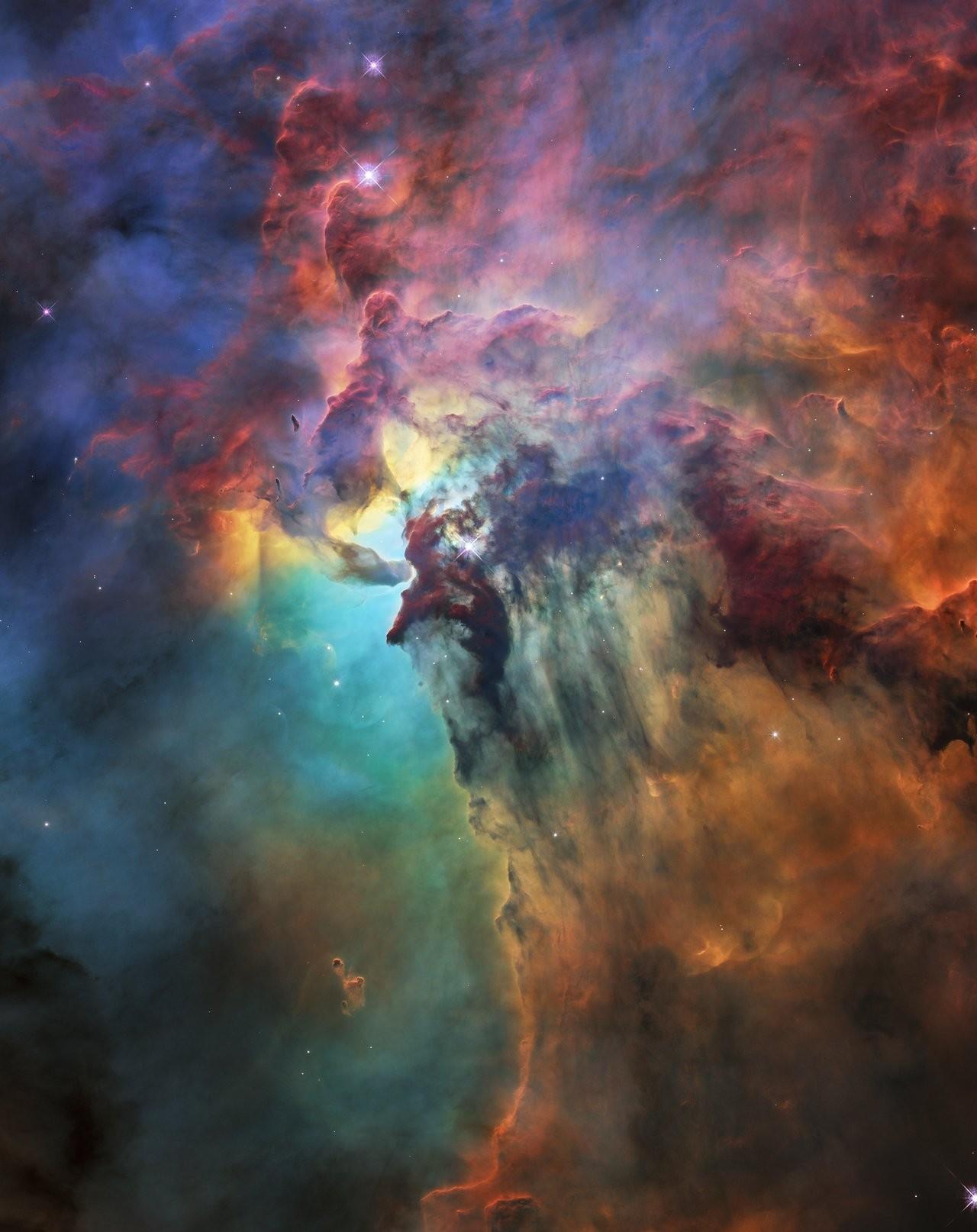 Nebulosa Laguna (Foto: Divulgação)