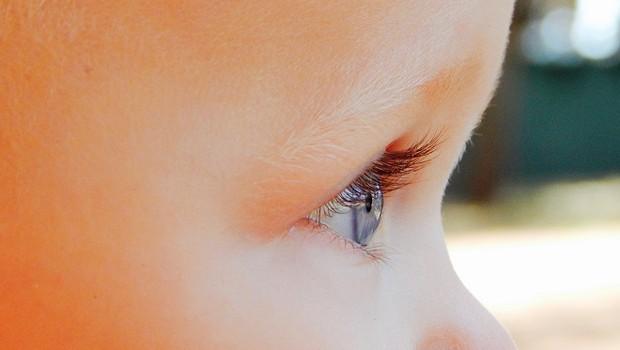 Olhos; criança; visão (Foto: Pexels)