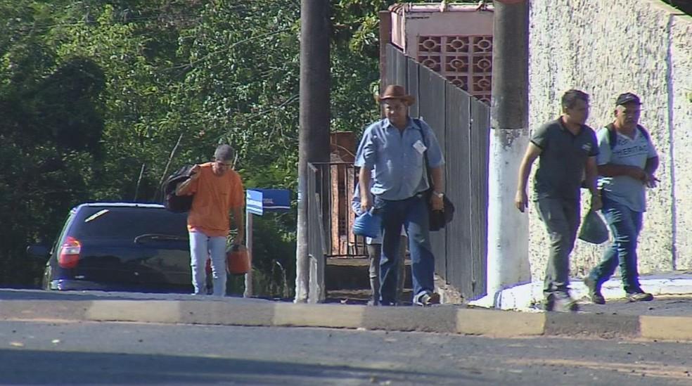 Cidade é a menor do estado de SP e a segunda do país  — Foto: TV TEM / Reprodução