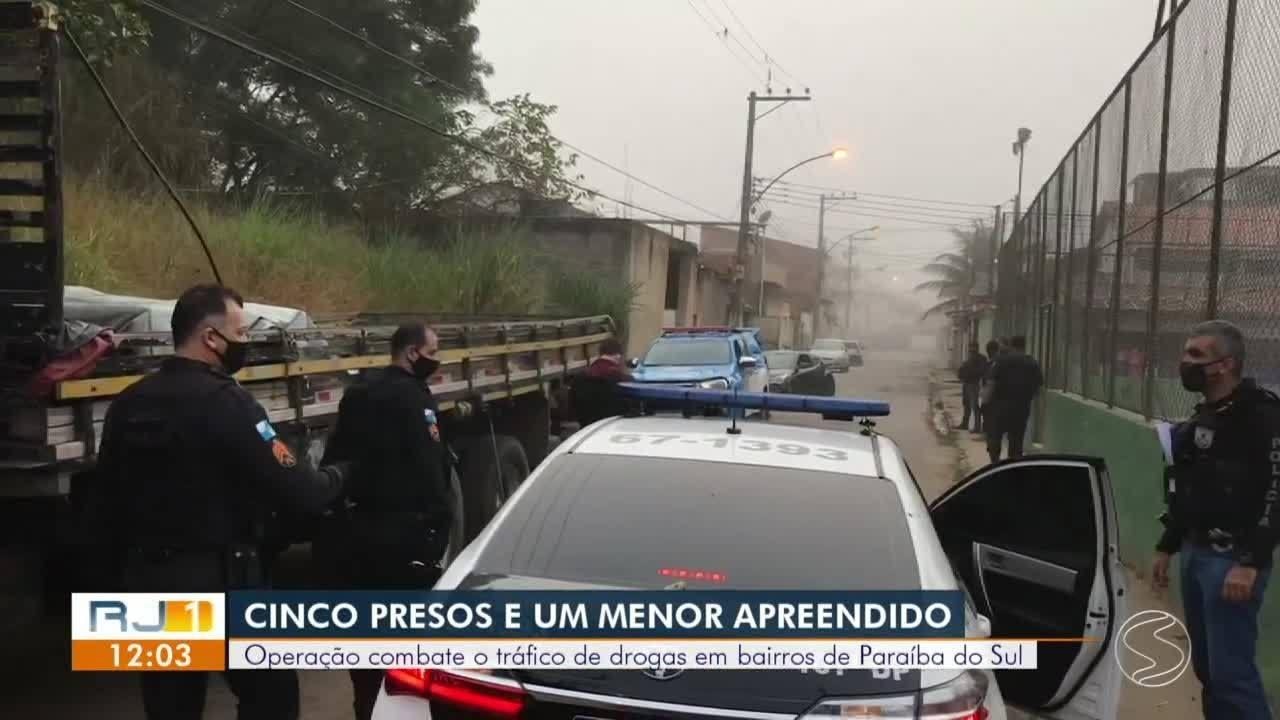 VÍDEOS: RJ1 TV Rio Sul de terça-feira, 2 de junho