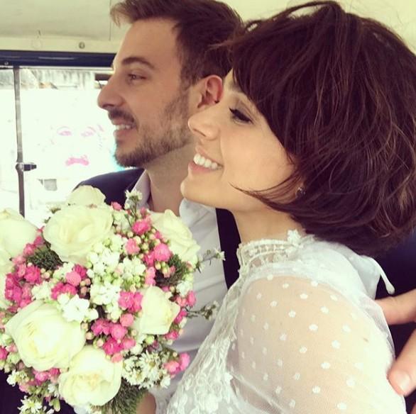 Sabrina Petraglia e Ramón (Foto: reprodução / instagram)