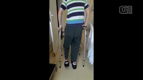 Adolescente ferido em ataque a escola em Medianeira recebe alta