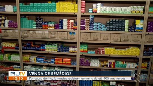 Farmácias de Itatiaia registram aumento de até 40% nas vendas