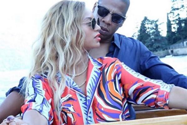 Beyoncé e Jay-Z (Foto: Instagram)