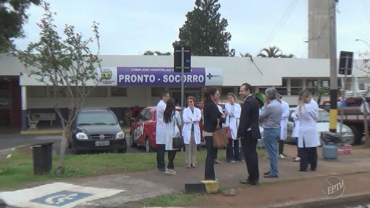 Médicos decidem manter greve e 1º dia de paralisação no Hospital Ouro Verde traz prejuízos à população