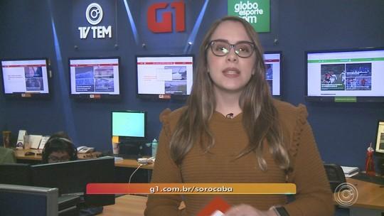 Carol Andrade traz os destaques do G1 nesta terça-feira