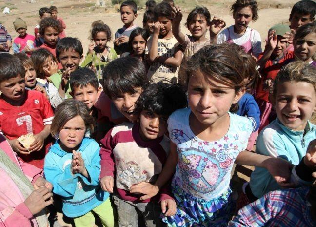 Crianças (Foto: Arquivo Google)