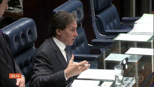 Ex-executivo da Queiroz Galvão afirma que pagou propina para Eunício de Oliveira (MDB)