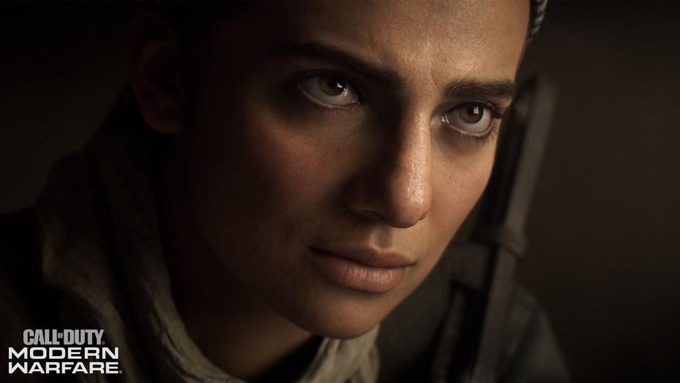 A caracterização dos personagens em Call of Duty Modern Warfare impressiona — Foto: Divulgação
