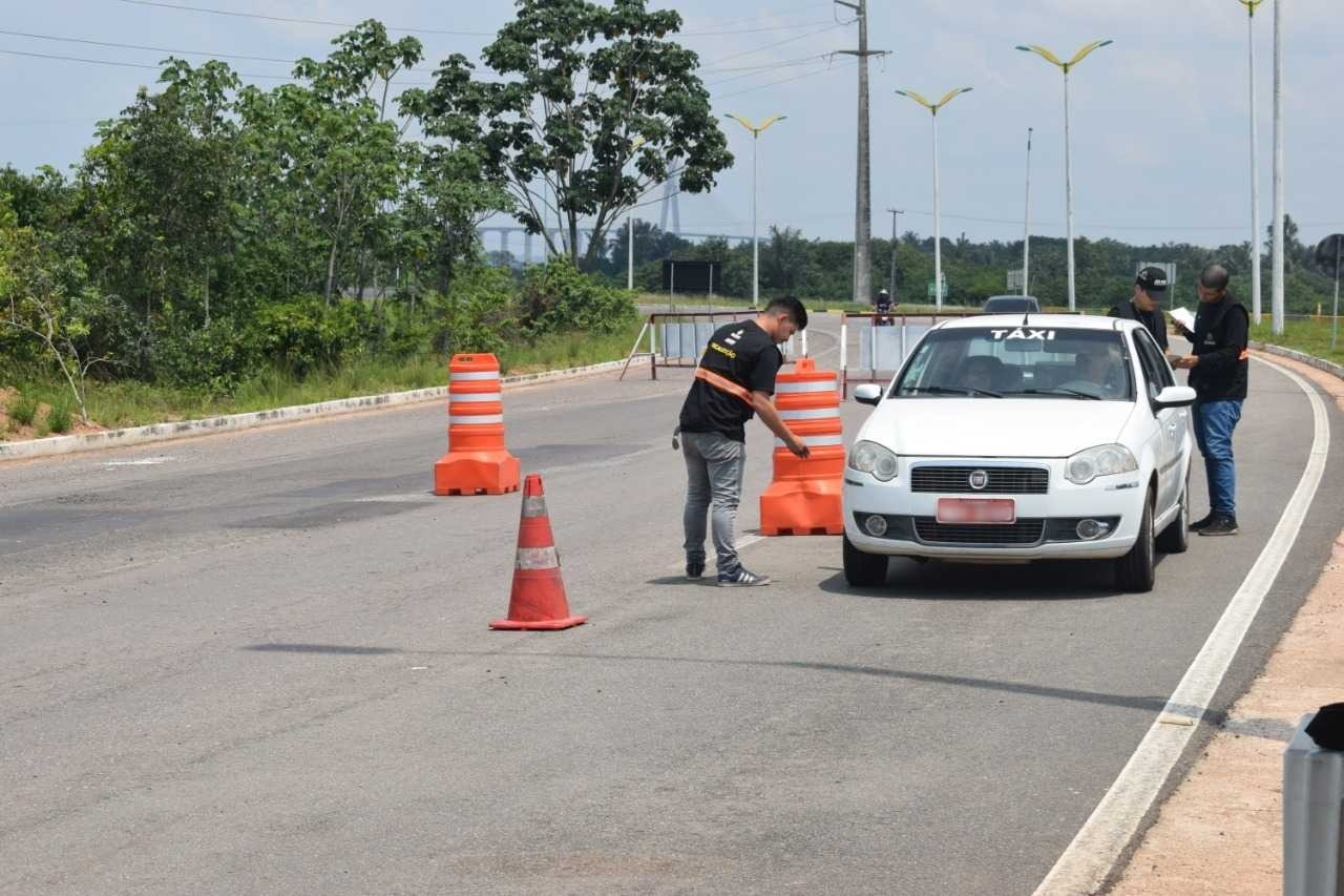 Arsam intensifica fiscalizações no feriado de Proclamação da República, em Manaus - Notícias - Plantão Diário