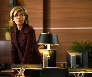 Christine Baranski em cena de 'The good fight' | Divulgação / CBS