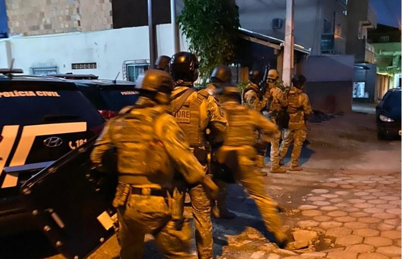 Polícia de SC prende suspeito de executar ataques contra instituições públicas e policiais no PA