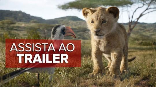 'O Rei Leão' estreia em 24 salas de cinema na Paraíba