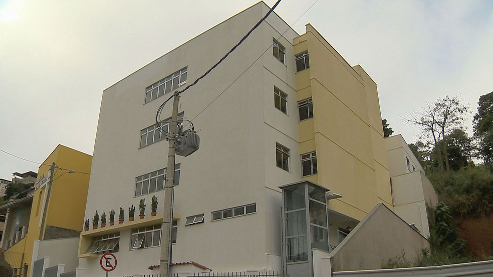 UFJF abriu edital para 54 vagas nos prédios da Moradia Estudantil no Campus Juiz de Fora (Foto: Reprodução/TV Integração)