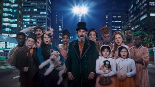O Tempo Não Para: filmes de lançamento trazem acontecimentos dos últimos 132 anos