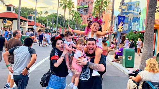 Ferrugem vai levar família para show em Manaus no 'Dia das Crianças': 'Pra que esse dia seja especial'