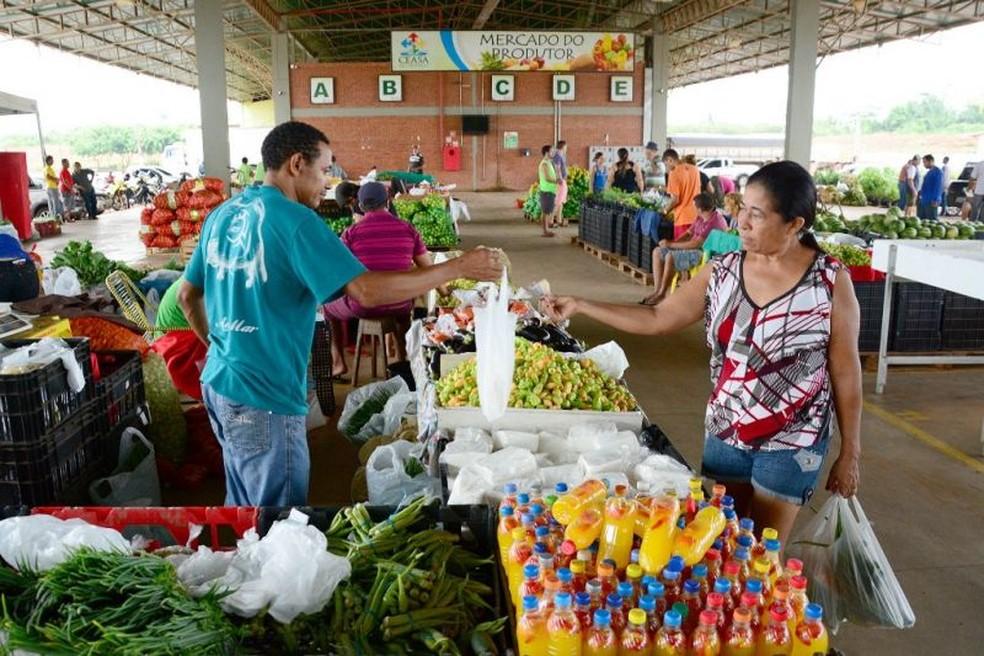 Agricultura familiar movimenta mais de R$ 24,3 milhões em um ano no Acre — Foto: Assis Lima/Ascom Prefeitura de Rio Branco