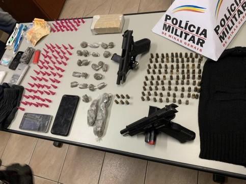 Jovem é morto em troca de tiros com a PM em Visconde do Rio Branco - Notícias - Plantão Diário
