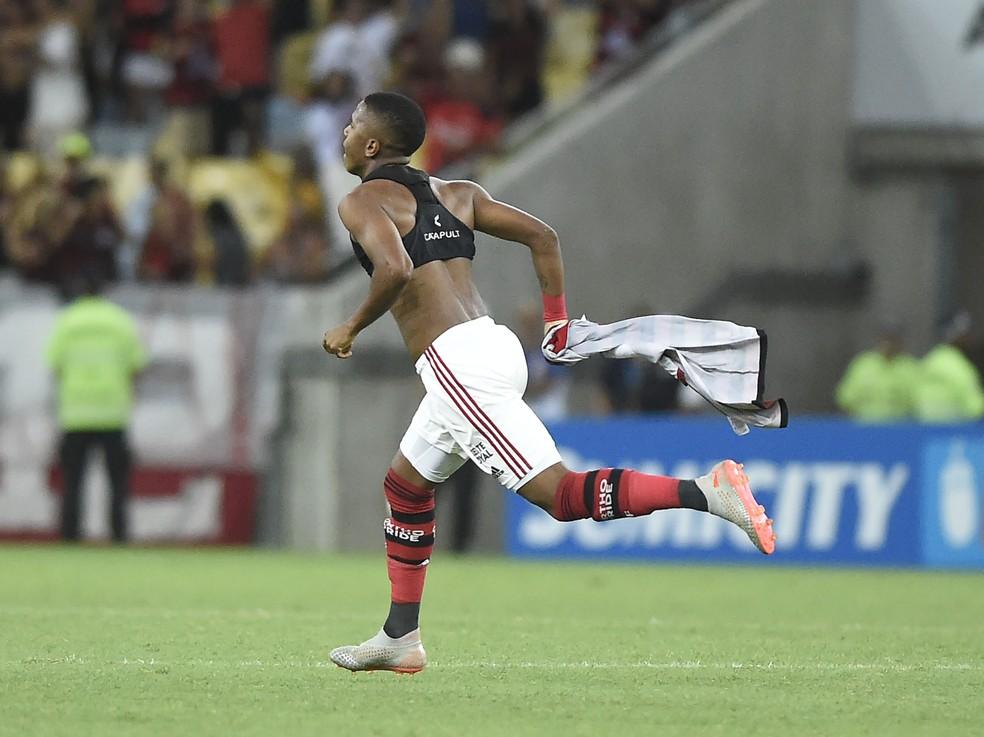 Bill Flamengo Volta Redonda — Foto: André Durão