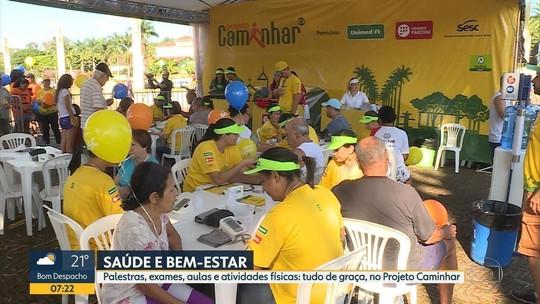 No último fim de semana, a Nova Praça da Pampulha, em Belo Horizonte, recebeu as atividades