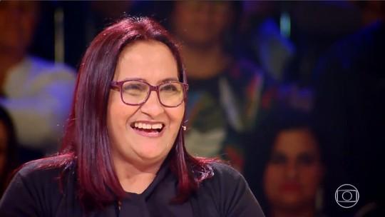 Vencedora de R$ 100 mil relembra infância muito pobre e banca decisões no jogo: 'Fiz o certo'