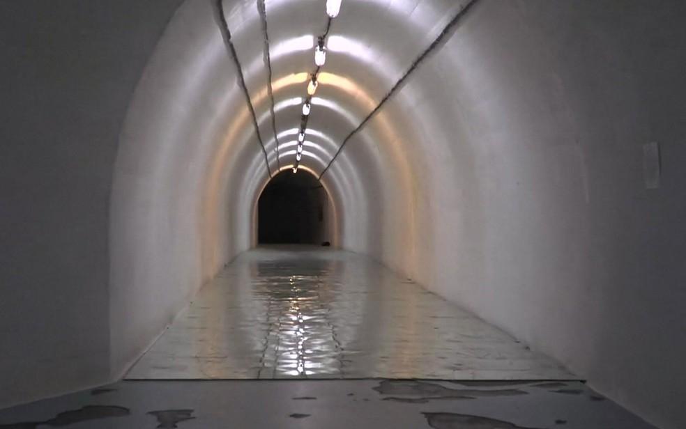Resultado de imagem para Um bunker ultrassecreto construído fotos