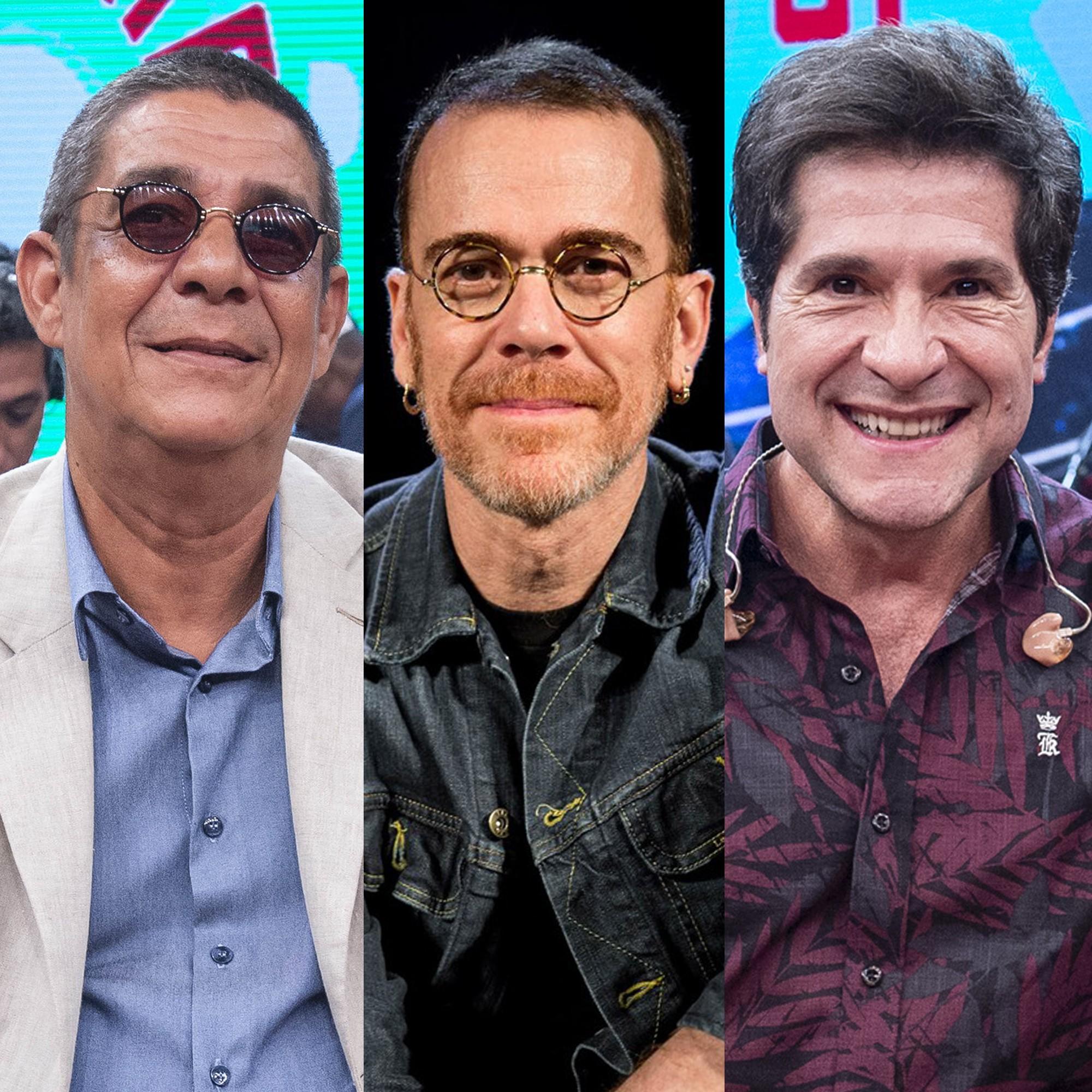 Lives de hoje: Zeca Pagodinho, Nando Reis, Daniel e mais shows para ver no Dia dos Pais