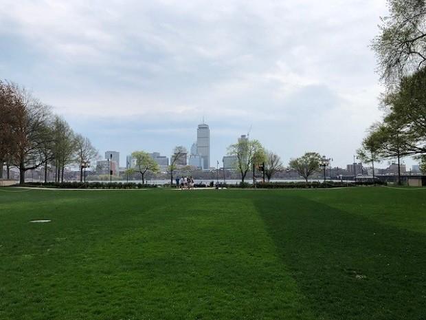 Rio Charles e Boston (Foto: Fernanda Lopes de Macedo Thees)