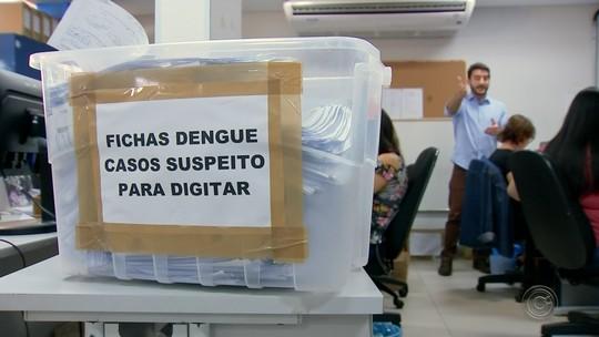 Confira a situação da epidemia de dengue em cidades do Centro-Oeste Paulista