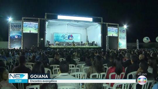 Evangélicos de 26 cidades de PE celebram centenário da Assembleia de Deus no Grande Recife