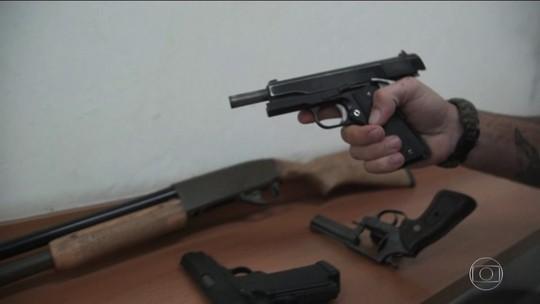 Maiores de 14 anos poderão praticar tiro com autorização dos pais