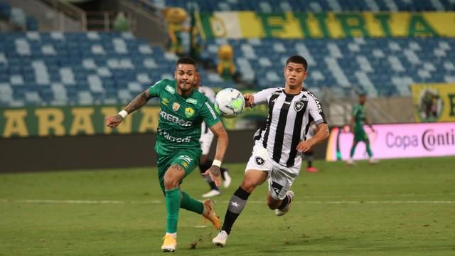 Cuiabá segura empate e avança na Copa do Brasil