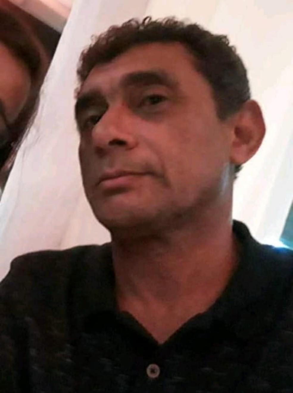 O motorista de aplicativo Paulo Eduardo da Silva está desaparecido desde o dia 27 de março — Foto: Arquivo da família