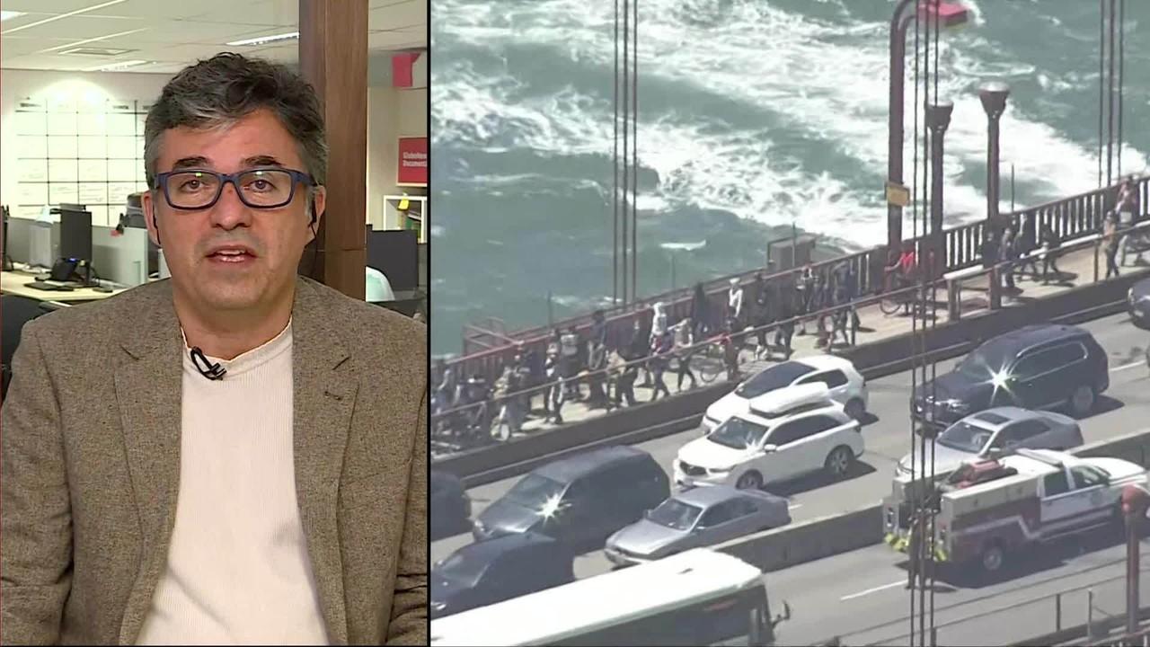 Marcelo Lins: 'Manifestações vão reverberar na economia e nas eleições nos EUA'