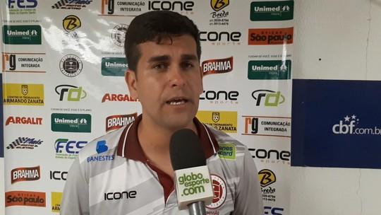 Desportiva Ferroviária reclama da arbitragem após a derrota para o Santão