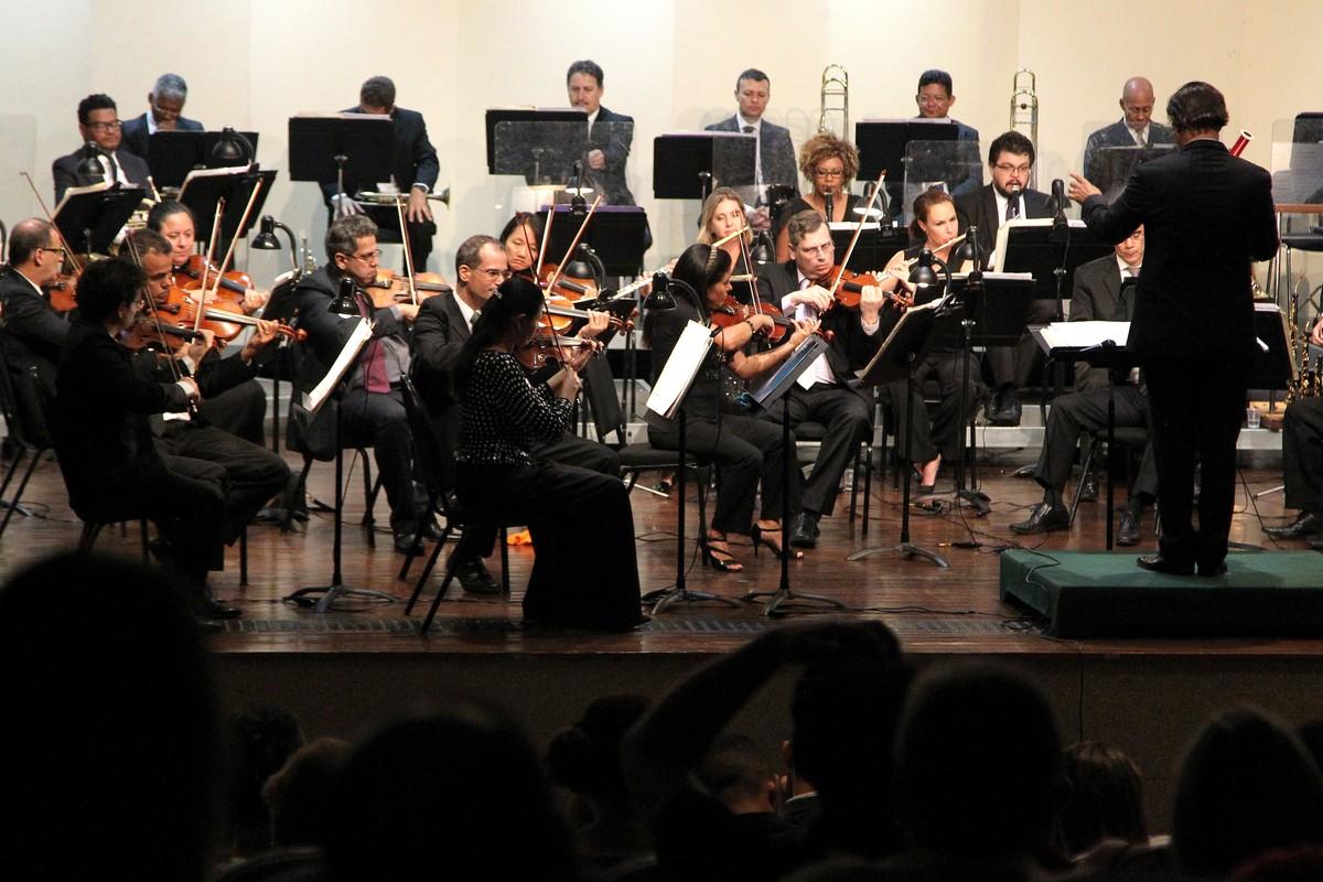 Orquestra traz obra de compositor mexicano ao Cine Brasília