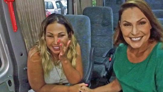 Valesca Popozuda revela ser fã de sex shop no 'Carona com Laura Muller'