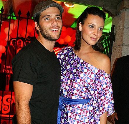 Bruno Gagliasso e a ex-mulher, Camila Rodrigues (Foto: Reprodução)